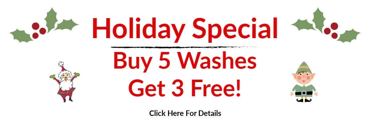 Joe's Car Wash Holiday Special